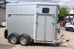 Ifor Williams HB506 trailer.