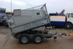 Ifor Williams tipper