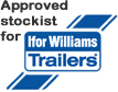 Approved Stockist for Ifor Williams Trailers